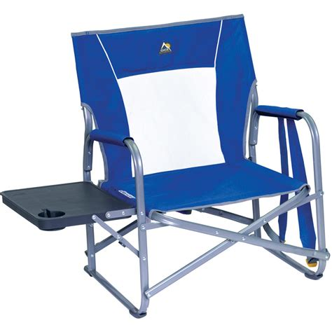 Event Chair by Gci Outdoor Slim Fold Event Chair Royal Blue 36619 B H Photo