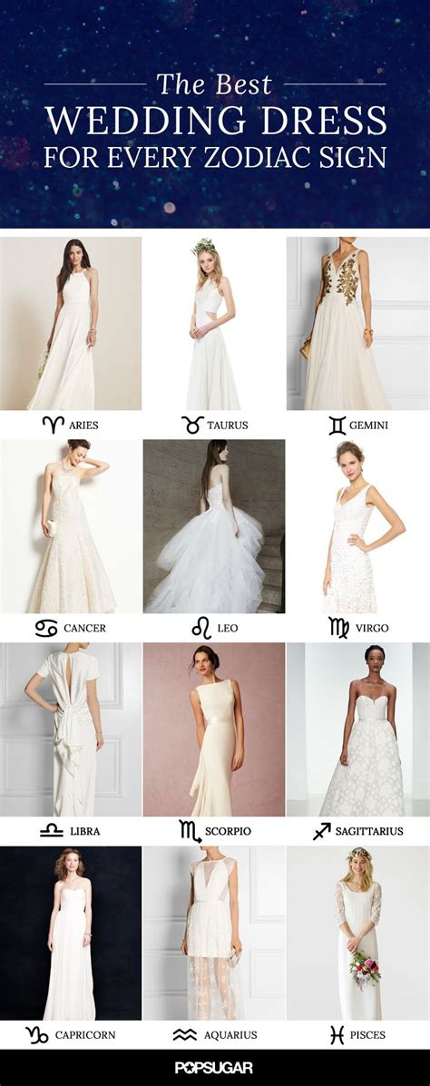 best makeup to wear for your zodiac sign the perfect wedding dress for every zodiac sign zodiac