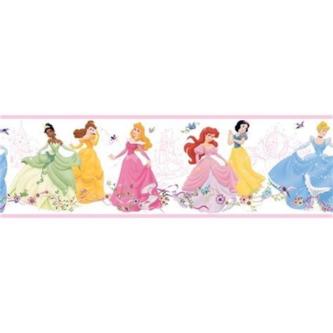 Cinderella Wall Stickers disney princess wall borders amp murals cinderella snow