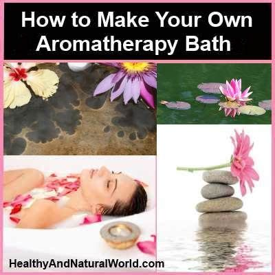 How To Make Your Own Detox Bath by How To Make Aromatherapy Bath For Relaxation And