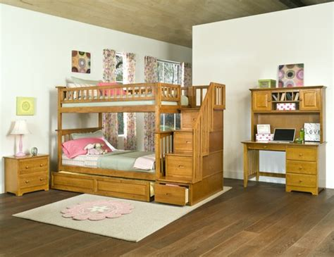 wooden bunk bed with stairs what is a wooden bunk bed with stairs things to consider bunk beds with stairs