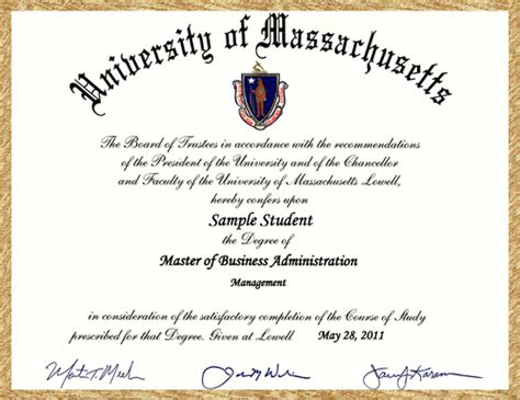 Umass Lowell Mba by Mba学則 規定 Mba マサチューセッツ大学mba