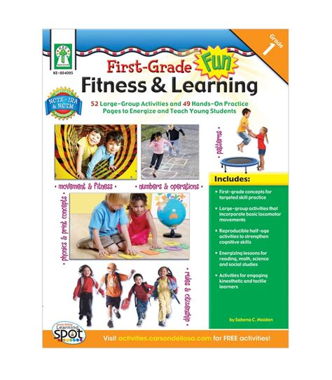 for fitness and learning books grade fitness learning resource book grade 1
