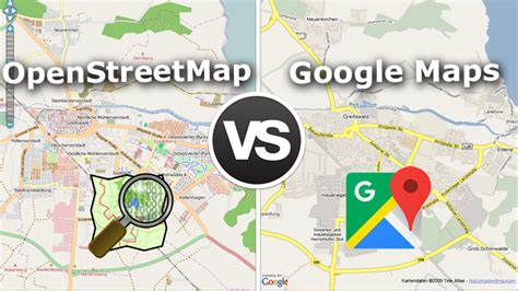 imagenes google maps 2017 google maps vs openstreetmap which is the best web