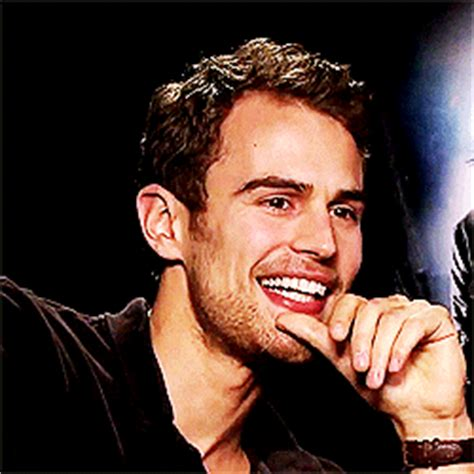 theo james smile