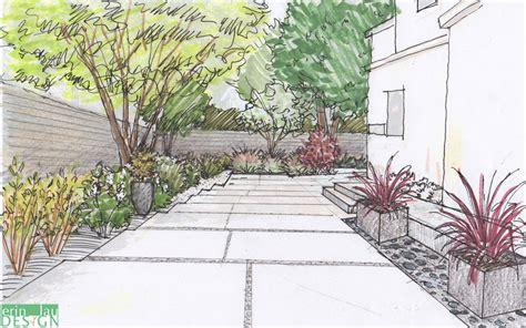 landscape design drawing drawntogarden