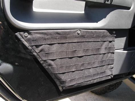 tactical jeep interior jeep storage ideas raingler jeep jk tactical molle door