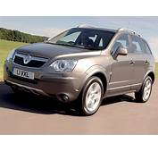 Vauxhall Antara 4x4 Review  Auto Express