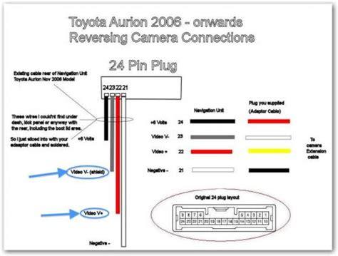 toyota aurion wiring diagram manual wiring diagram