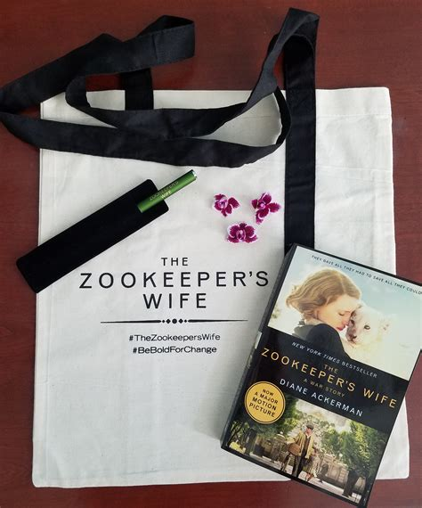 Pen Giveaway - the zookeeper s wife giveaway mamarazziknowsbest com