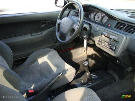 Honda Civic 1994 Interior 1994 honda civic cx hatchback interior photos gtcarlot