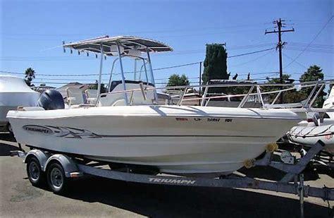 triumph boats warranty triumph 215 center console boats for sale