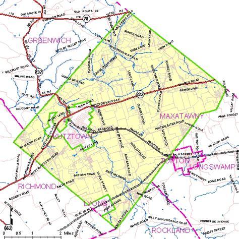 Berks County Court Records Maxatawny Township
