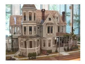 a two story story the lives of dollhouses high