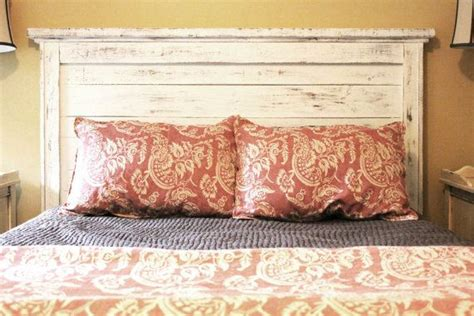 distressed wood headboard queen distressed headboard distressed headboard the