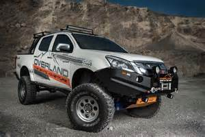 Isuzu Dmax Modifications Here S How Azad4x4 Can Customise Your Isuzu D Max V Cross