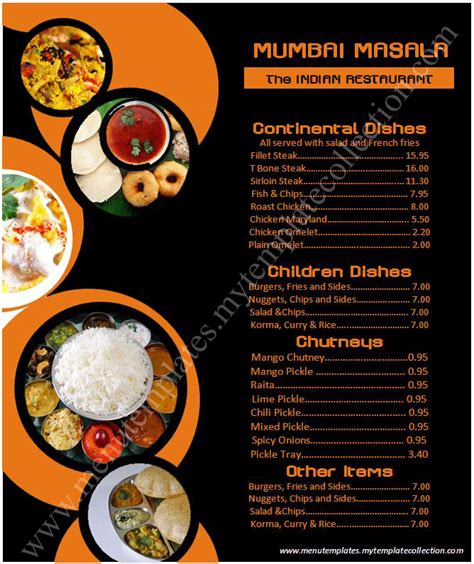 indian restaurant menu design template beautiful restaurant menu designs inspiration design