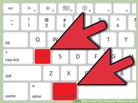 without mouse 3 ways to use your computer without a mouse wikihow