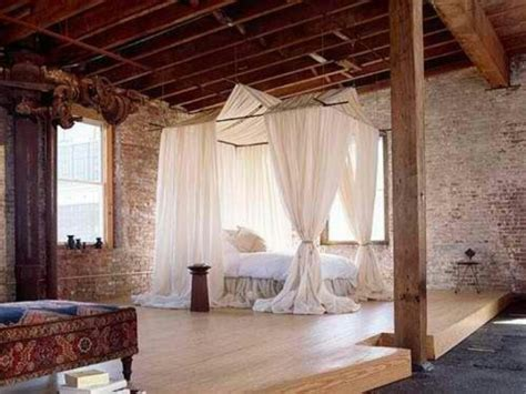 hanging bed canopy loft bed with hanging canopy curtains home pinterest