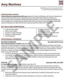 Exles Of Nursing Resume by Sle Resume Rn Registered Done By Caf 233 Edit Resume Rn Seeking Employment