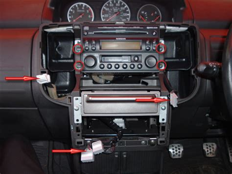 2006 nissan x trail stereo wiring diagram 28 images