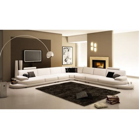 contemporary italian leather sectional sofas 954 contemporary white italian leather sectional sofa
