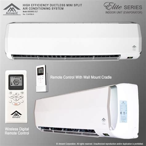 Best Wall Air Conditioners - 10 best ductless air conditioners