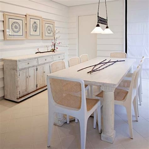 White Washed Dining Room Furniture White Washed Furniture And Interiors That Inspire