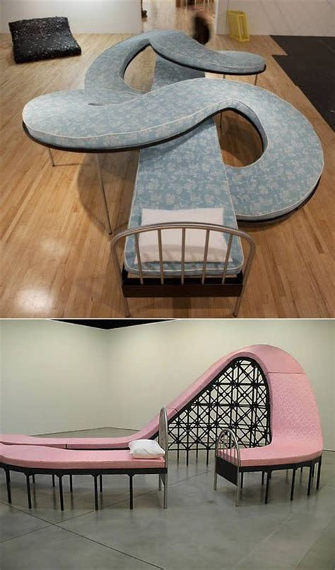 strange bed the luxury spot