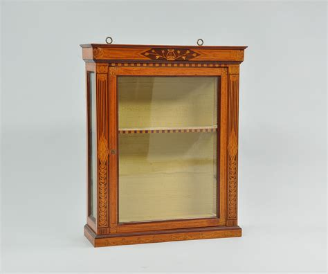 a directoire wall mount display cabinet 09 11 09