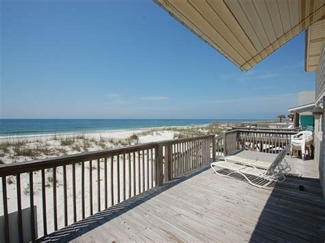 vrbo gulf shores houses front home with great views pet friendly 189 mile to