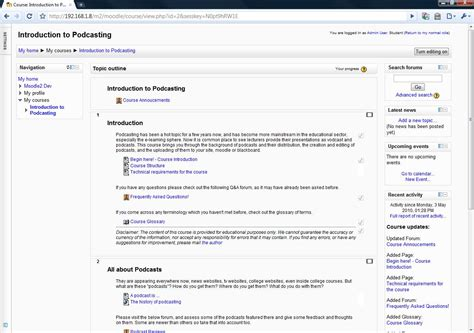 moodle themes anomaly moodle 2 themes some random thoughts