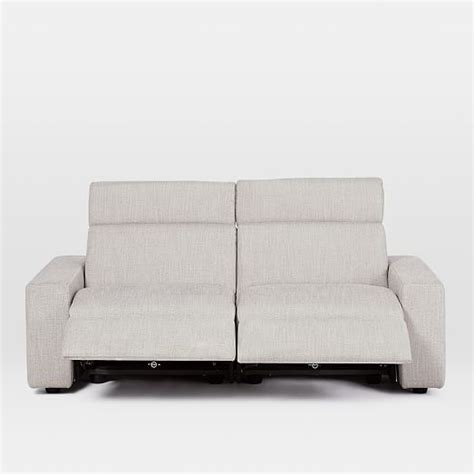 enzo sofa west elm enzo reclining sofa 76 quot west elm