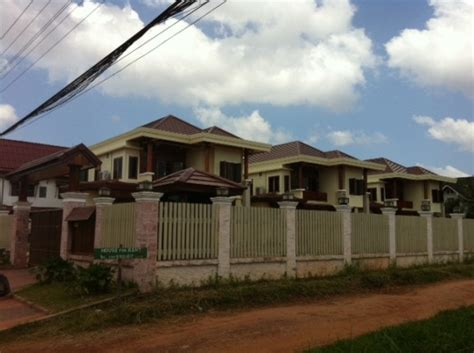 buy house in laos work live laosthe changing face of rental housing in vientiane