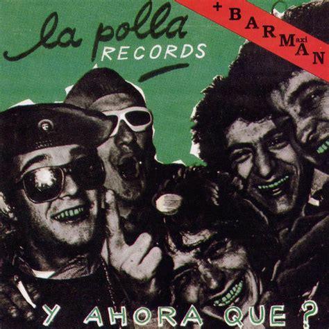 La Records Discompletas La Polla Records