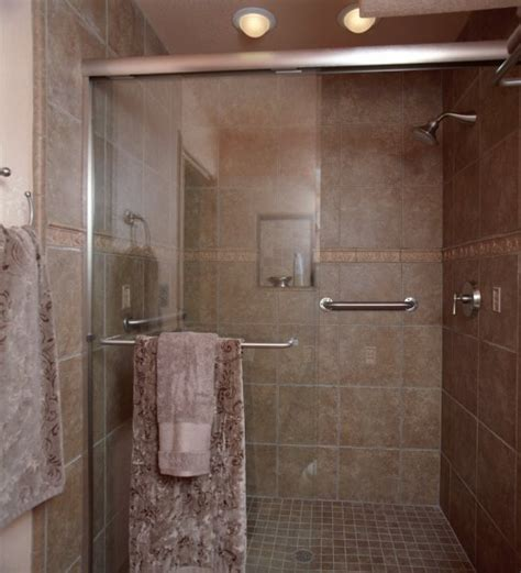 New Shower Stall Todays New Showers Combine Luxury With Function