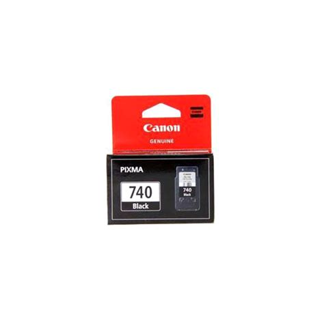 Canon 740 Black Original buy canon pg 740 xl ink cartridge black at best price in india on naaptol