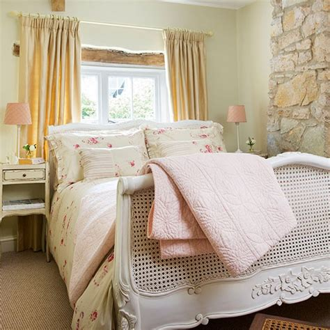 bedroom fireplace house tour 25 beautiful homes bedroom stone cottage in somerset house tour