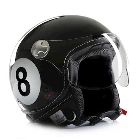 Motorradhelm Gr E Xl by Rollerhelm Motorradhelm Jethelm Halbschalenhelm Leder