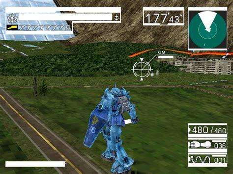 emuparadise net mobile suit gundam federation vs zeon gdl 0001 rom