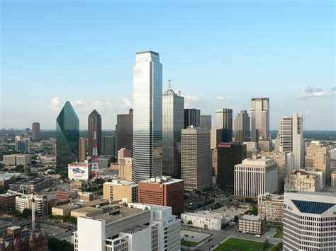 dallas green building takes effect