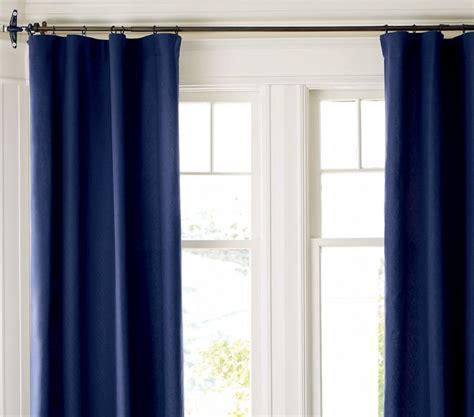 velvet drapes ikea black out curtains emily henderson stylist blog