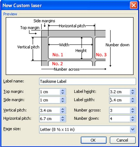 tutorial membuat label undangan word 2010 cara membuat label undangan di sticker raehansyah