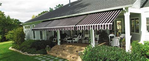 sunbrella awnings for home outdoor textiles