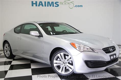2012 Hyundai Genesis Coupe 2 0t by 2012 Hyundai Genesis Coupe 2 0t Coupe For Sale In Fort