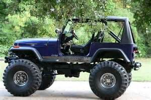 1987 Jeep Wrangler Yj Buy Used 1987 Jeep Wrangler Yj 4x4 On 44 Quot Mudders