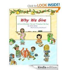 book review of why we give gifts at christmas time