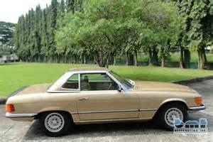 Mercedes 450sl 1980 Mercedes 450sl Bmt065