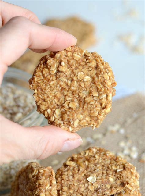 healthy fats in peanut butter low peanut butter oatmeal cookies vegan 4