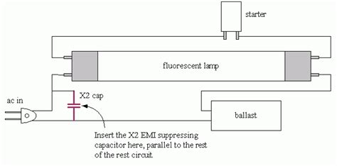 purpose of capacitor in fluorescent light purpose of a capacitor in a fluorescent fitting 28 images heed can mods registered users